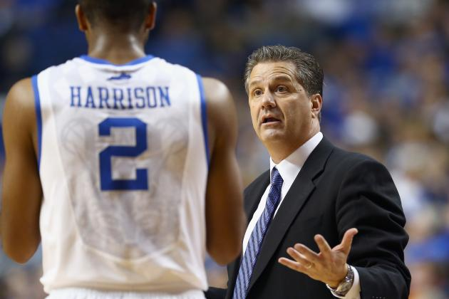 Depth Proves Blessing and Challenge for Calipari