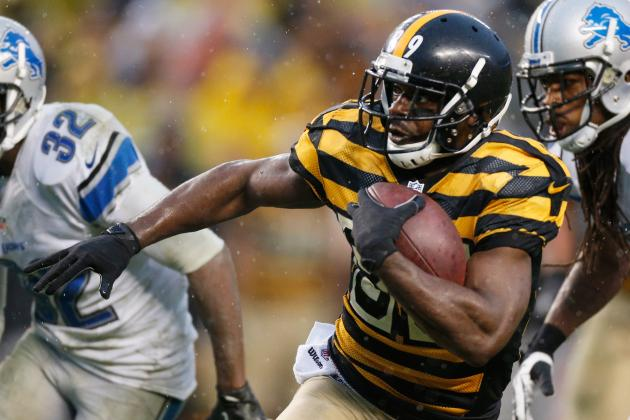 Reliable Jerricho Cotchery is Ben Roethlisberger's New Heath Miller