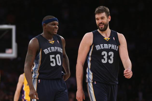 Debate: Should the Grizzlies Trade Randolph or Gasol?