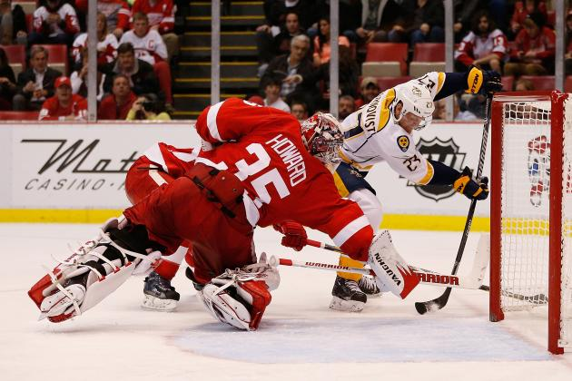 Is There a Silver Lining in Detroit Red Wings' Winless Streak?