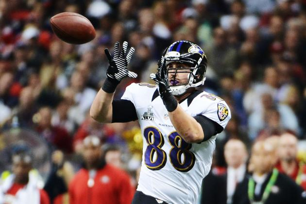 Pitta Will Help Ravens Offense, Not Save It