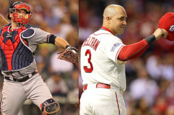 Debate: Should the Rangers Sign Carlos Beltran or Brian McCann?