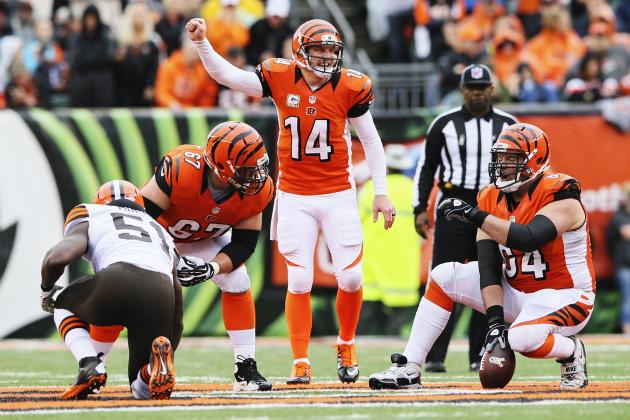 How Cincinnati Bengals Can Fix Offensive Woes After Bye Week