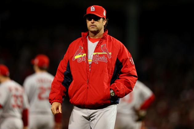 Mike Matheny's Top Action Items During New St. Louis Cardinals Deal