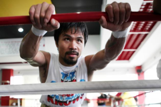 Manny Pacquiao's Fight with Brandon Rios Won't Decide Legacy