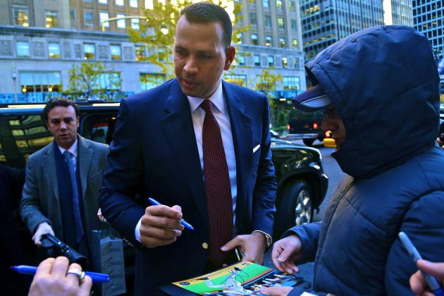A-Rod's Outrage at Appeal Process Is Writing on the Wall for Long Suspension