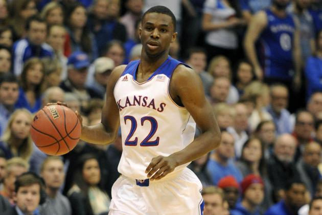 Andrew Wiggins' Pedestrian Start at Kansas Not Indicative of Freshman's Future