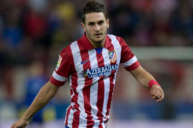 Liverpool Transfer Rumours: Koke Would Be Great Signing for Reds