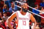 Report: Harden Sued for Allegedly Punching Fan