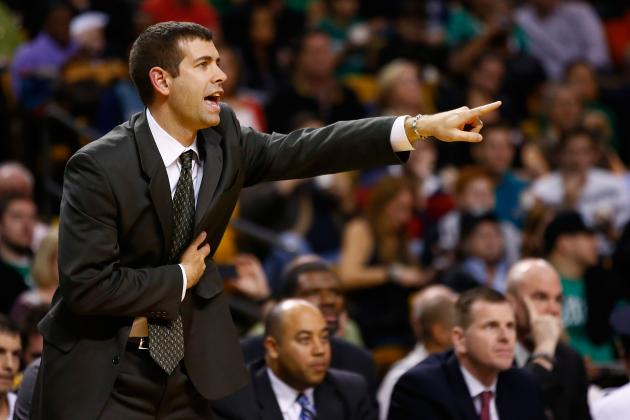 How Brad Stevens Is Rebuilding the Boston Celtics Offense