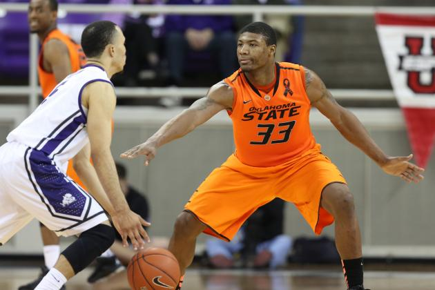 Marcus Smart Deserves Consideration for 2014 Naismith Award