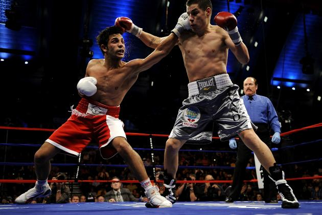 Pacquiao vs. Rios Undercard: Breaking Down the Night's Most Exciting Fights