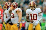 Redskins Stand Up for RGIII