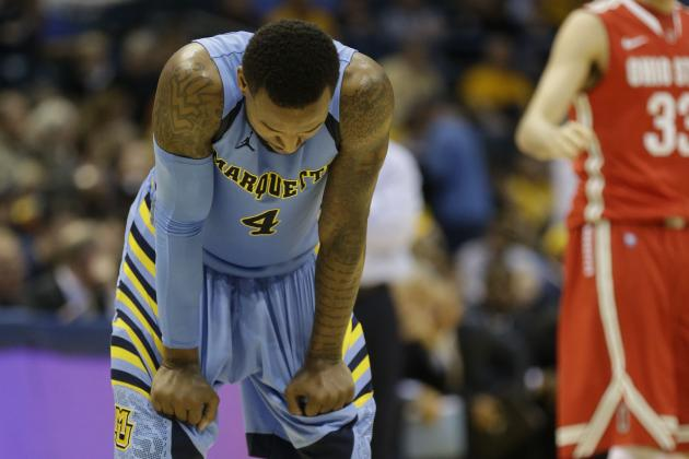 Marquette Basketball: How Can Golden Eagles Fix Early Offensive Struggles?