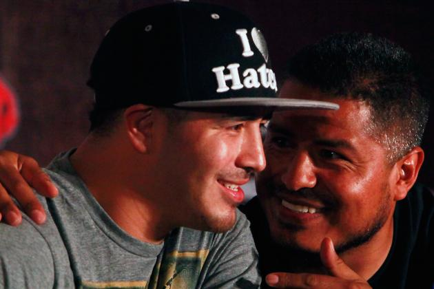 Brandon Rios Must Absorb Manny Pacquiao's Power Punches to Be Successful