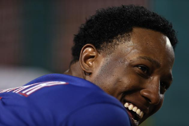 Jurickson Profar's Path to Starting Job Opened Up by Reported Ian Kinsler Trade