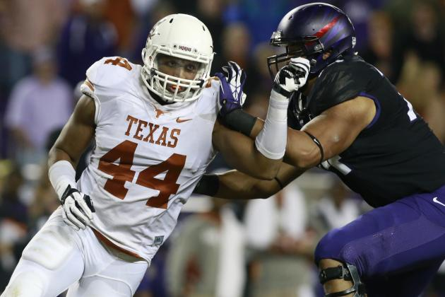 Texas Football: Why Jackson Jeffcoat Is Longhorns' MVP for 2013
