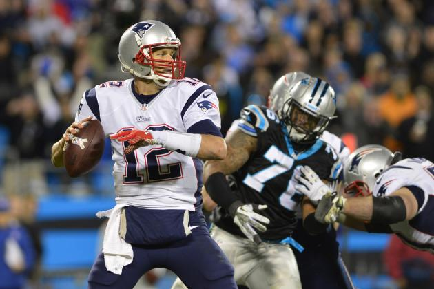 Patriots Offensive Line Mistakes Loom Large in Loss to Panthers