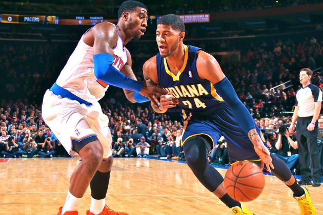 Knicks vs. Pacers: Live Scores, Highlights and Reaction