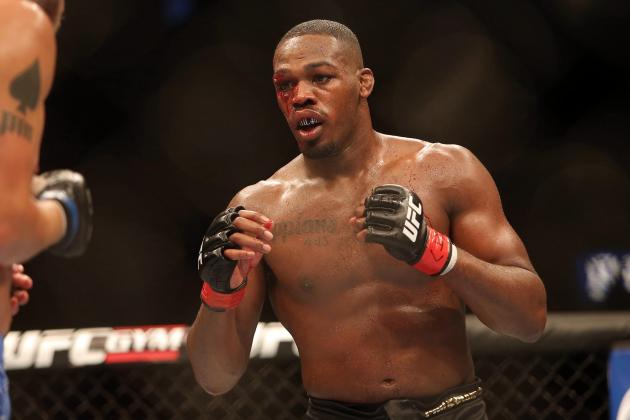 Report: Jon Jones Probably out Until Spring, Light Heavyweight Division in Flux