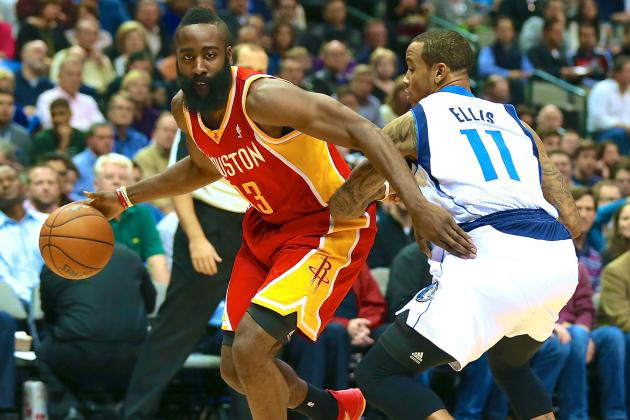 Houston Rockets vs. Dallas Mavericks: Live Score, Highlights and Analysis