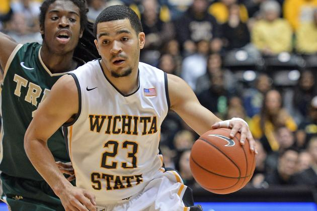 VanVleet, Baker Lead No. 14 Wichita St to Win