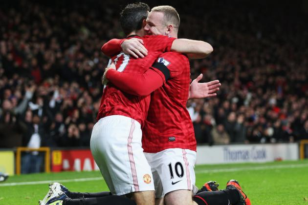Manchester United: Is RVP-Rooney or Suarez-Sturridge the Better Strikeforce?