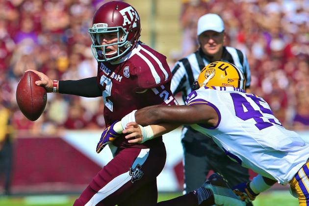 Can LSU Repeat the Feat and Slow Down Johnny Manziel?