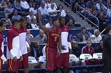 Melvin Ejim Apologizes After Using Obscene Gesture at BYU