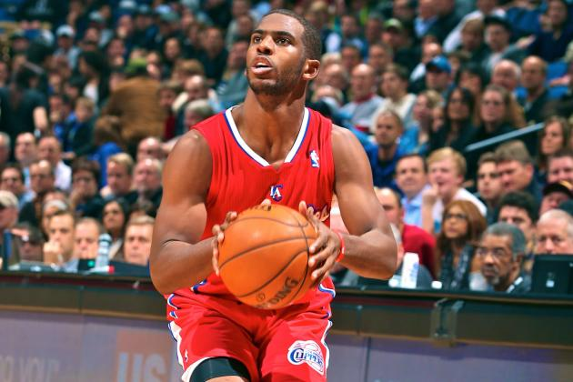 LA Clippers' Chris Paul Masters the Clutch Unlike Anyone Else