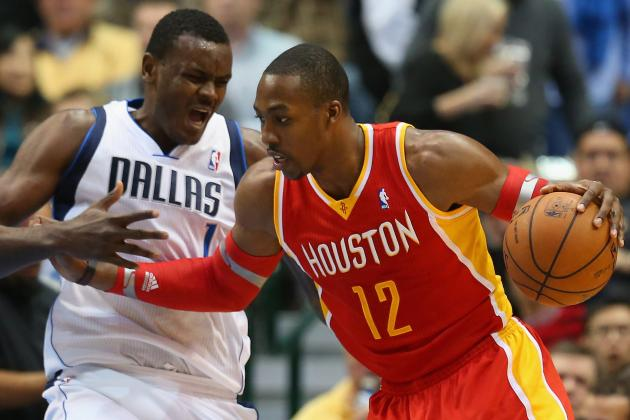 Dwight Howard Answers Hakeem Olajuwon's Criticism, Defensive Issues Loom Larger