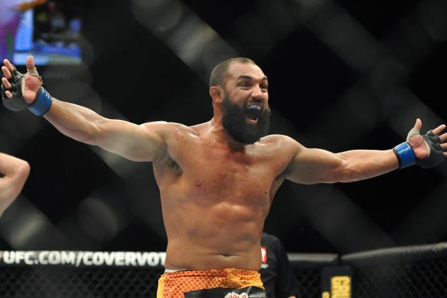 Johny Hendricks: What Will 2014 Hold for the UFC's No. 1 Welterweight Contender?
