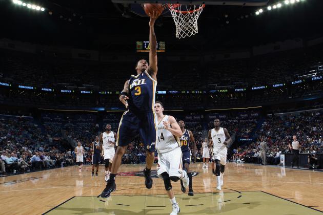 Trey Burke Scores 11 Points in 12 Minutes in NBA Debut
