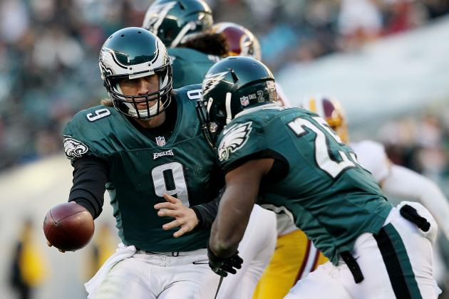 Nick Foles' Emergence Opens Door for Huge Finish from LeSean McCoy