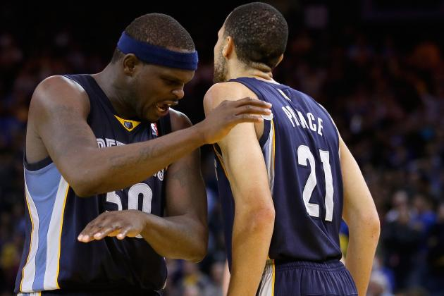 Grizzlies Rally, Beat Warriors in Overtime