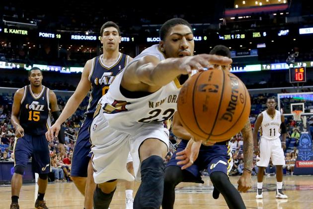 Anthony Davis Tempting Quadruple-Double Dreamers