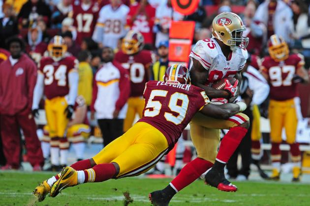 49ers vs. Redskins: Breaking Down San Francisco's Game Plan
