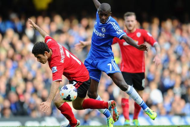 Ramires Reacts to Reports of Barcelona and Real Madrid Transfer Interest