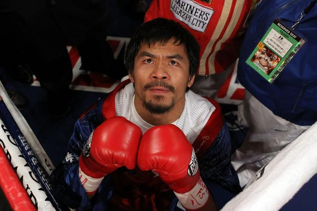 Inspiring a Country to Fight: How Manny Pacquiao Can Help the Philippines