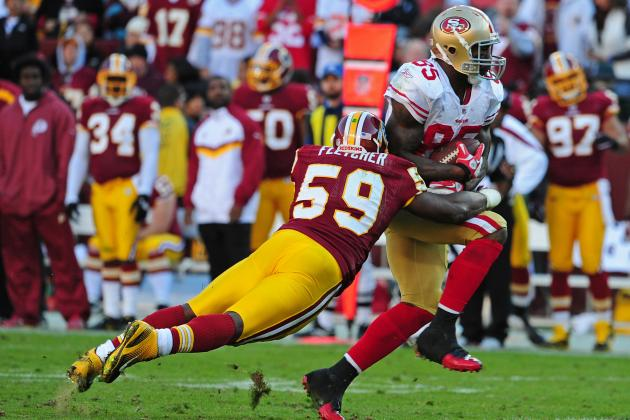 San Francisco 49ers vs Washington Redskins: Breaking Down Washington's Game Plan