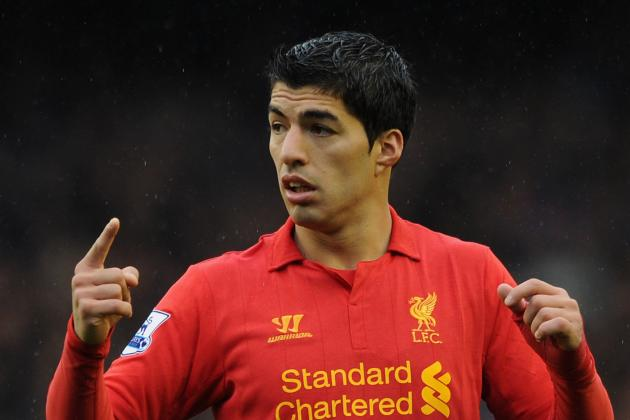 Why Luis Suarez Will Be Liverpool's Key Man vs. Everton