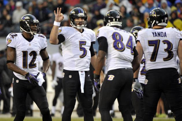 Can the Baltimore Ravens Still Make a Charge for the AFC North Crown?