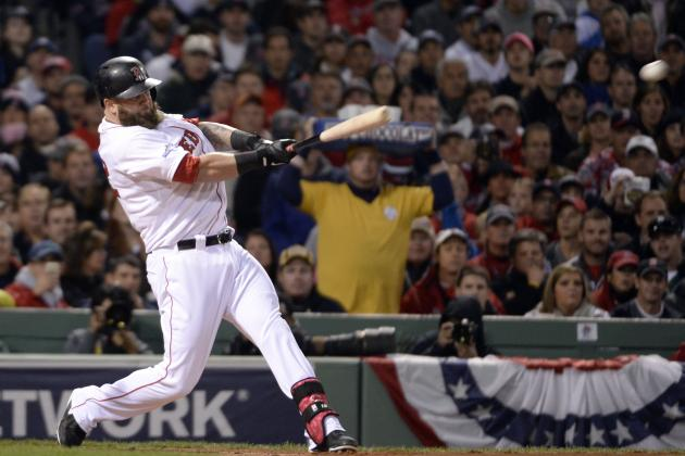 Mike Napoli, New York Mets Are a Perfect Fit