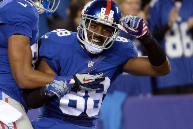 Giants: Hakeem Nicks Groin Injury Not Serious