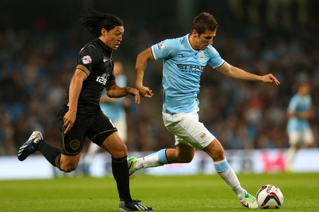 Why Manchester City Need Stevan Jovetic Back from Injury Quickly