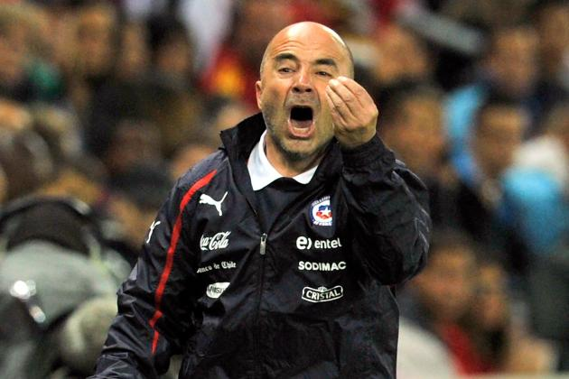 Tighe's Tactics Board: Analysing Brazil vs. Chile and the Reactive Sampaoli
