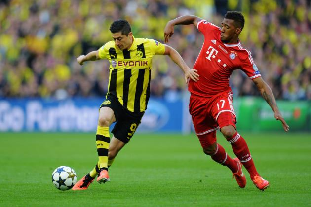 Borussia Dortmund vs. Bayern Munich: Date, Time, Live Stream, TV Info, Preview