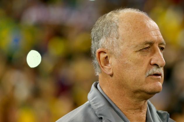 Brazil's Tactical Changes Under Luiz Felipe Scolari in World Cup Preparation