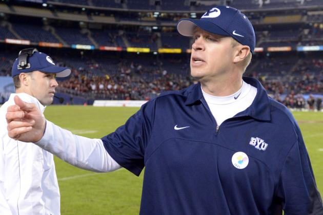 Is LSU on independent BYU's football horizon? | BYU Sports