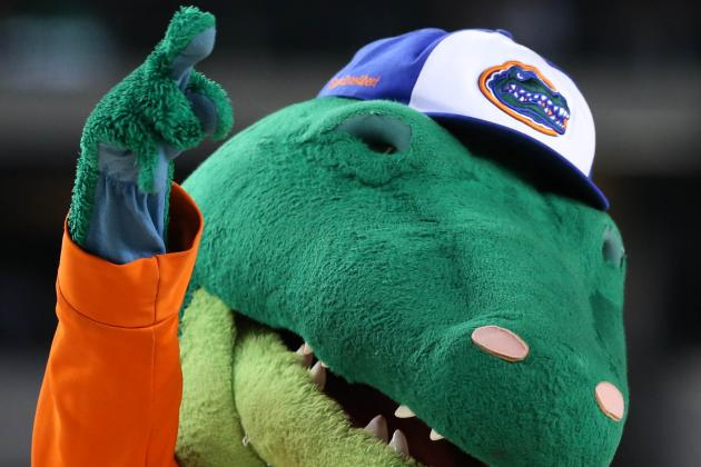 Gators Basketball Signs Three to NLIs for 2014-15